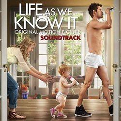 Life As We Know It 声带 (Various Artists, Blake Neely) - CD封面