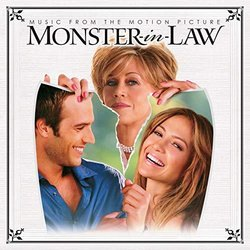 Monster-In-Law Soundtrack (Various Artists) - CD cover