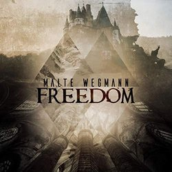 Freedom Soundtrack (Malte Wegmann) - CD cover