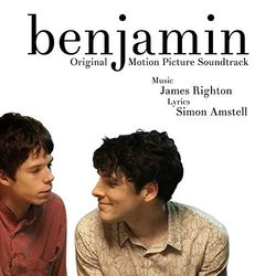 Benjamin Soundtrack (James Righton) - CD cover
