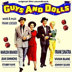 Guys & Dolls Soundtrack (Frank Loesser, Frank Loesser) - CD cover