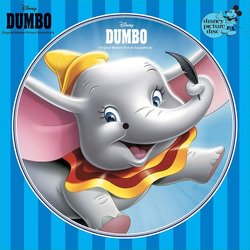 Dumbo Soundtrack (Frank Churchill, Oliver Wallace) - CD cover