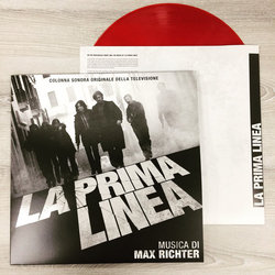 La Prima linea Colonna sonora (Max Richter) - cd-inlay
