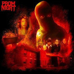 Prom Night Soundtrack (Paul Zaza, Carl Zittrer) - CD-Cover
