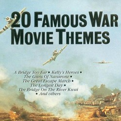 20 Famous War Movie Themes Soundtrack (Various Artists