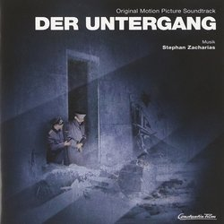 Der Untergang Soundtrack (Stephan Zacharias) - Car�tula