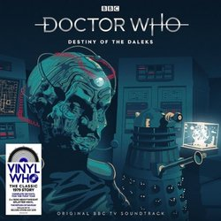 Doctor Who: Destiny of the Daleks - Various Artists - 13/04/2019