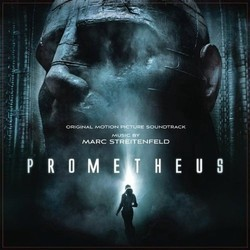 Prometheus Soundtrack (Harry Gregson-Williams, Marc Streitenfeld) - CD cover