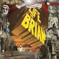 Monty Python's Life Of Brian Soundtrack (Various Artists) - CD cover