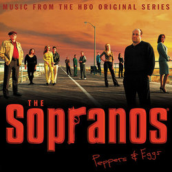 The Sopranos: Peppers & Eggs Soundtrack (Various Artists) - CD cover