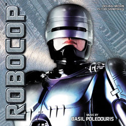 RoboCop Soundtrack (Basil Poledouris) - CD cover