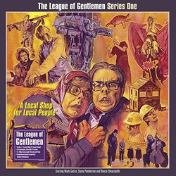 The League Of Gentlemen Series One Trilha sonora (Various Artists) - capa de CD
