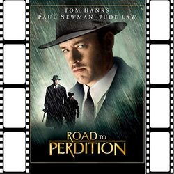 Road to Perdition Soundtrack (Thomas Newman) - CD cover