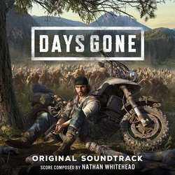 Days Gone Soundtrack (Nathan Whitehead) - CD cover