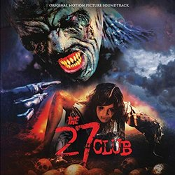 The 27 Club Soundtrack (Various Artists) - CD cover