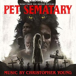 Pet Sematary 聲帶 (Christopher Young) - CD封面