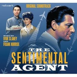 The Sentimental Agent 聲帶 (Frank Horrox, Ivor Slaney) - CD封面