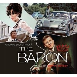 The Baron Soundtrack (Edwin Astley) - CD cover