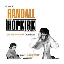 Randall & Hopkirk Deceased Soundtrack (Edwin Astley) - CD cover