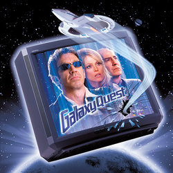 Galaxy Quest Soundtrack (David Newman) - CD cover