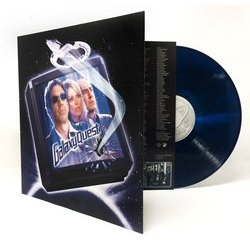 Galaxy Quest Soundtrack (David Newman) - cd-inlay