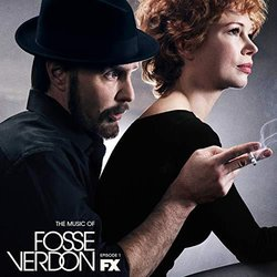 The Music of Fosse/Verdon: Episode 1 Colonna sonora (Various Artists) - Copertina del CD
