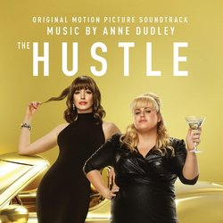 The Hustle Soundtrack (Anne Dudley) - CD cover