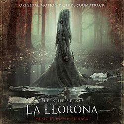 The Curse of La Llorona Soundtrack (Joseph Bishara) - CD cover
