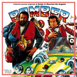 Bomber Soundtrack (Guido De Angelis, Maurizio De Angelis) - CD cover