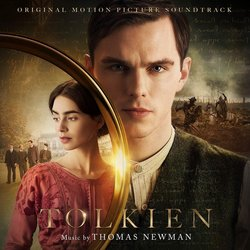 Tolkien Soundtrack (Thomas Newman) - CD cover