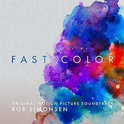 Fast Color Soundtrack (Rob Simonsen) - CD cover