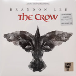 The Crow 聲帶 (Various Artists) - CD封面