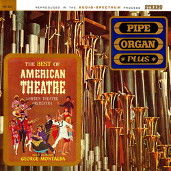 The Best Of American Theatre Soundtrack (Various Artists) - CD cover