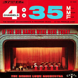 If The Big Bands Were Here Today Soundtrack (Various Artists) - CD cover