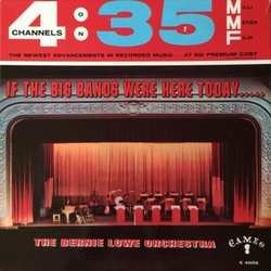 If The Big Bands Were Here Today Soundtrack (Various Artists) - Carátula