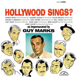 Hollywood Sings? Bande Originale (Various Artists, Guy Marks) - Pochettes de CD