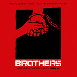 Brothers Soundtrack (Taj Mahal) - CD-Cover