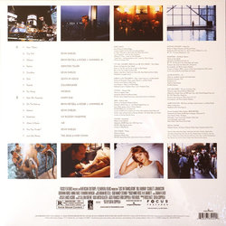 Lost in Translation Soundtrack (Kevin Shields) - CD Achterzijde