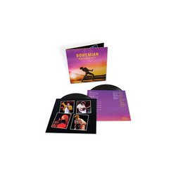 Bohemian Rhapsody Soundtrack (Various Artists,  Queen) - cd-inlay