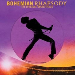 Bohemian Rhapsody Soundtrack (Various Artists,  Queen) - CD cover