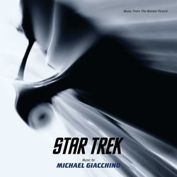 Star Trek Bande Originale (Michael Giacchino) - Pochettes de CD