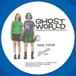 Ghost World Μουσική υπόκρουση (Various Artists, David Kitay) - cd-inlay