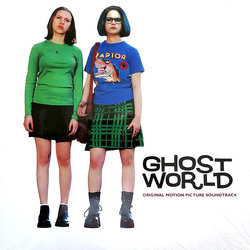 Ghost World 聲帶 (Various Artists, David Kitay) - CD封面