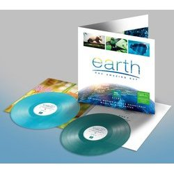 Earth One Amazing Day Soundtrack (Alex Heffes) - CD-Inlay