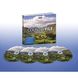Countryfile Μουσική υπόκρουση (Various Artists) - cd-inlay