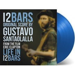 12 Bars Trilha sonora (Gustavo Santaolalla) - CD-inlay
