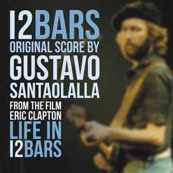 12 Bars Soundtrack (Gustavo Santaolalla) - CD-Cover
