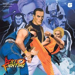 Art Of Fighting - The Definitive Soundtrack Soundtrack (New Sound Orchestra) - CD-Cover