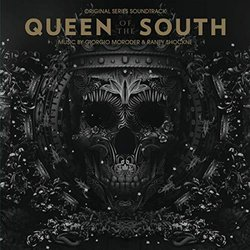 Queen Of The South Colonna sonora (Giorgio Moroder, Raney Shockne) - Copertina del CD