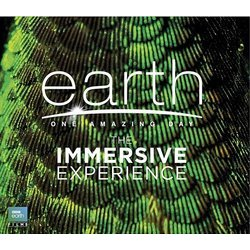 Earth: One Amazing Day サウンドトラック (Alex Heffes, Stephen McDonogh) - CDカバー
